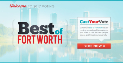 Best of Fort Worth 2017